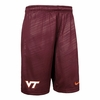 Virginia Tech Nike Warpspeed Fly Performance Shorts