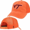 Virginia Tech Orange Dashboard Trucker Hat
