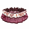 Virginia Tech Organza Garter
