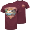 Virginia Tech Paradise Landing Shirt