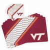 Virginia Tech Placemat and Coaster Set