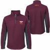 Virginia Tech Plow III Quarter Zip Jacket