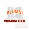 Virginia Tech Pylons Alumni Decal