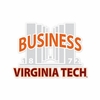 Virginia Tech Pylons Business Decal