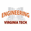 Virginia Tech Pylons Engineering Decal