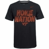 Virginia Tech Reflective Hokie Nation Tee by Nike