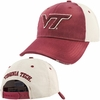 Virginia Tech Relaxed Sanded Hat