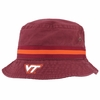 Virginia Tech Relaxed Twill Fitted Bucket Hat