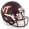 Virginia Tech Replica Helmet