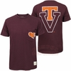 Virginia Tech Retro Gobbler Pocket Tee