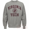 Virginia Tech Reverse Weave Crew Sweatshirt