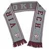Virginia Tech Reversible Jacquard Scarf