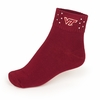 Virginia Tech Rhinestone Socks