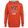 Virginia Tech Rival Fleece Hoodie by Under Armour�