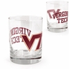 Virginia Tech Rocks Glass