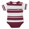 Virginia Tech Rugby Stripe Baby Creeper