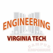 Virginia Tech School, Alumni, and Sports Decals