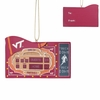 Virginia Tech Scoreboard Ornament