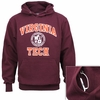 Virginia Tech Seal Reverse Weave Hoodie