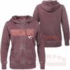 Virginia Tech Shaka Full-Zip Hoodie