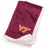 Virginia Tech Sherpa Blanket