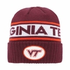 Virginia Tech Sideline Youth Knit Beanie