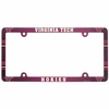 Virginia Tech Slim License Plate Frame