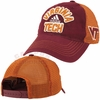 Virginia Tech Slouch Adjustable Meshback Cap by Adidas
