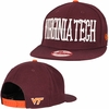 Virginia Tech Snapback Hat by New Era