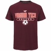 Virginia Tech Soccer Performance Tee by Champion