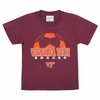 Virginia Tech Soccer Youth Tee
