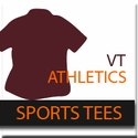Virginia Tech Sports T-Shirts
