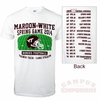 Virginia Tech Spring Game 2014 Shirt