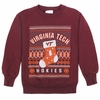Virginia Tech Stocking Ugly Christmas Youth Sweater