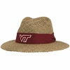 Virginia Tech Straw Hat