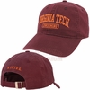 Virginia Tech Swimming Hat