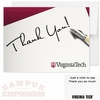 Virginia Tech Thank You Cards, 10pk