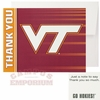Virginia Tech Thank You Cards Pack