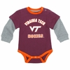Virginia Tech Thermal Infant One-Piece