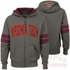 Virginia Tech Tiger Full Zip Hoodie