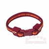 Virginia Tech Titanium Sport Bracelet