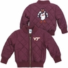 Virginia Tech Toddler Bomber Jacket