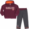 Virginia Tech Toddler Hurdler Hoodie Set