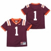 Virginia Tech Toddler Replica Game Jersey