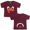 Virginia Tech Toddler Tailfeathers Tee