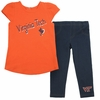 Virginia Tech Toddler Tunic Tee and Legging Set