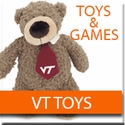 Virginia Tech Toys & Games