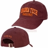 Virginia Tech Track & Field Hat