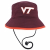 Virginia Tech Training Bucket Hat by New Era