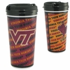 Virginia Tech Travel Tumbler